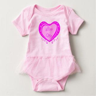 Body of baby baby bodysuit