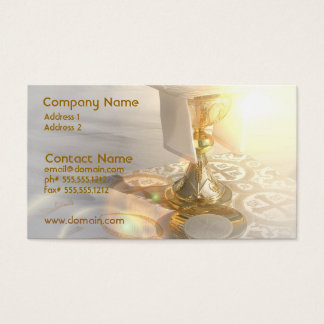 Body of Christ Business Card