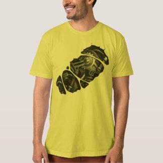 body of machine t shirt