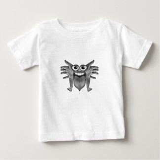 Body Part Monster Illustration Baby T-Shirt