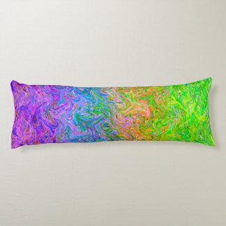 Body Pillow Fluid Colors