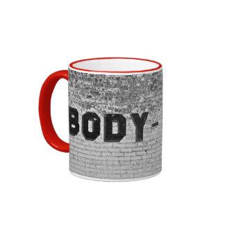 Body Shop Mug