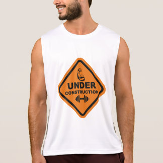 Body Under Construction Singlet
