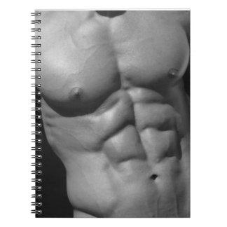 Bodybuilder Notebook