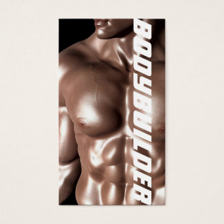 Bodybuilder Personal Trainer Exercise Gym Fitness