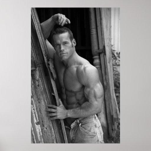 Bodybuilder Poster #7