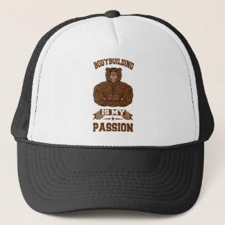 Bodybuilding Is My passion Bodybuilder Gym Trucker Hat