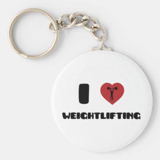 Bodybuilding / Weightlifting Keychains