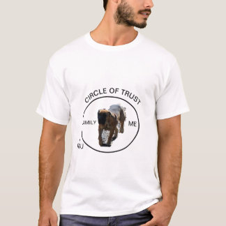 Boerboel Circle Of Trust T-Shirt