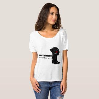 Boeremeisie in murg en been T-Shirt