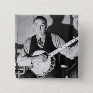 Bog Trotters Band, 1930s 15 Cm Square Badge