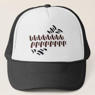 Bogger Tracks Trucker Hat