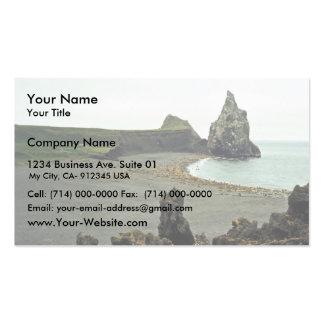 Bogoslof Island Business Cards