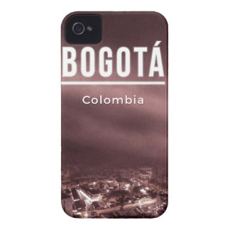 Bogota, Colombia Case-Mate iPhone 4 Case