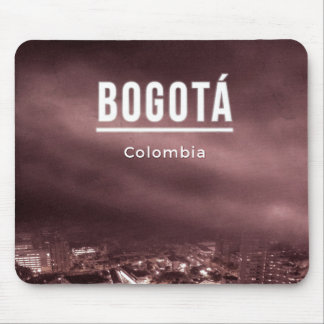 Bogota, Colombia Mouse Pad