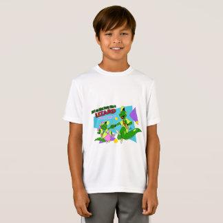 BOGP Lizard AP:  Kids/Boys Performance Tee