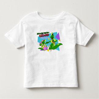 BOGP Lizard AP: Toddler/Baby Regular Tee