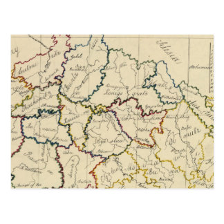 Bohemia, Moravia, Austrian Silesia Postcard