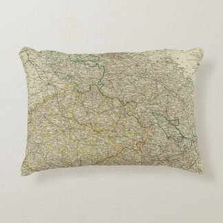 Bohemia, Silesia, Moravia, Lusatia Decorative Cushion