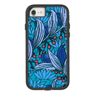 Bohemian Blue Floral Modern Case-Mate Tough Extreme iPhone 8/7 Case