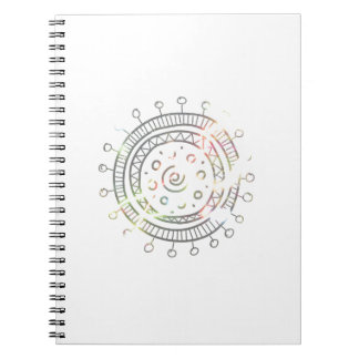 Bohemian Circle Notebook | Aidensworld21