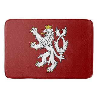Bohemian Coat of arms Bath Mat