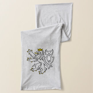 Bohemian Coat of arms Scarf