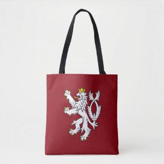Bohemian Coat of arms Tote Bag
