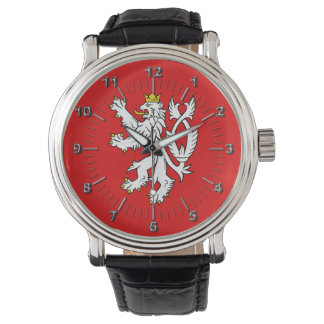 Bohemian Coat of arms Watches