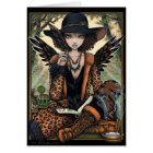 Bohemian Creole Nature Shaman Ethnic Angel Willa Card