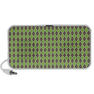 Bohemian Green Speaker