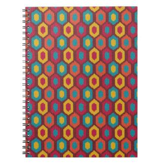 Bohemian Ikat Notebook