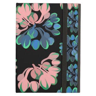 Bohemian midnight garden print iPad air cover