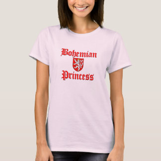 Bohemian Princess T-Shirt