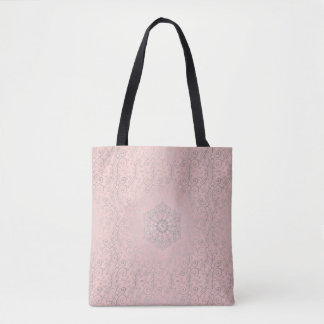 Bohemian Swirled Romantic Pattern | Tote Bag