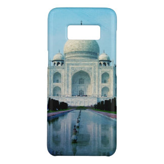 Bohemian travel India Agra Vintage Taj Mahal Case-Mate Samsung Galaxy S8 Case