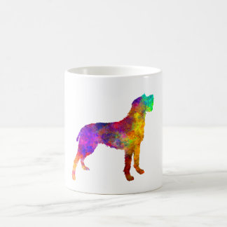 Bohemian Wirehaired Pointing Griffon in watercolor Coffee Mug