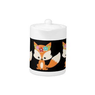Boho Autumn Fox
