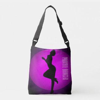 Boho Beauty Designer School Bag Tote Bag