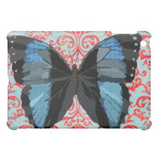 Boho Blue Butterfly iPad Case