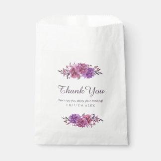 Boho Botanicals Favor Bags (50) Favour Bags