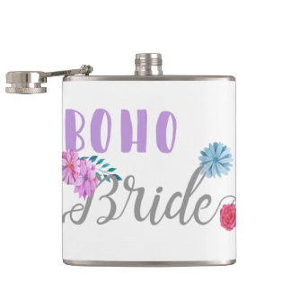 Boho-Bride.gif Hip Flask