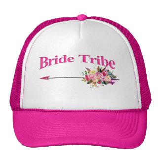 Boho Bride Tribe Cap