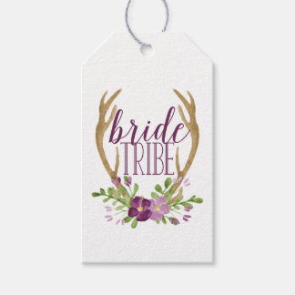 Boho Bride Tribe Gift Tags