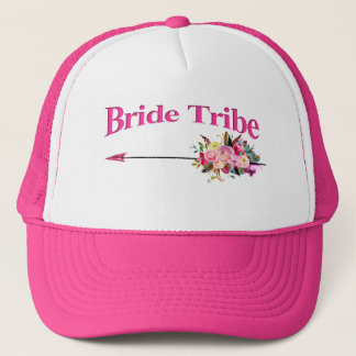 Boho Bride Tribe Trucker Hat