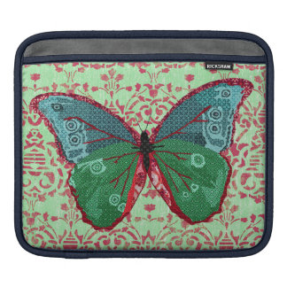 Boho Butterfly  iPad Sleeve