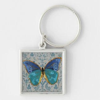 Boho Butterfly Keychain