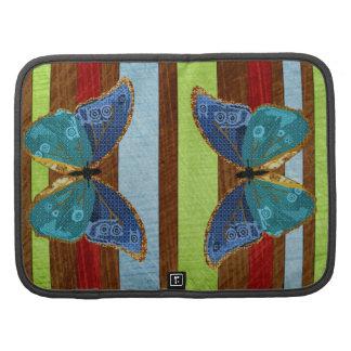 Boho Butterfly Rickshaw Folio Folio Planner