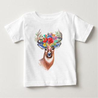 Boho Deer | Baby T-Shirt