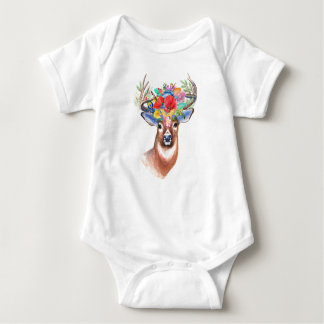 Boho Deer   Bodysuit